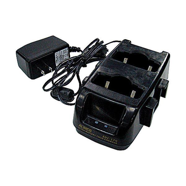 (まとめ)アルインコ ツイン充電器セットEDC179A 1個【×3セット】