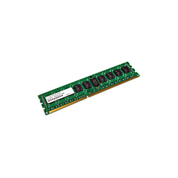 【スーパーSALE限定価格】アドテック DDR3 1600MHzPC3-12800 240Pin Unbuffered DIMM ECC 4GB×2枚組 ADS12800D-E4GW1箱