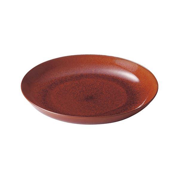 柿釉 尺皿 K90803110