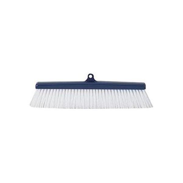 (まとめ)山崎産業 工場箒用スペアヘッド 1個【×10セット】