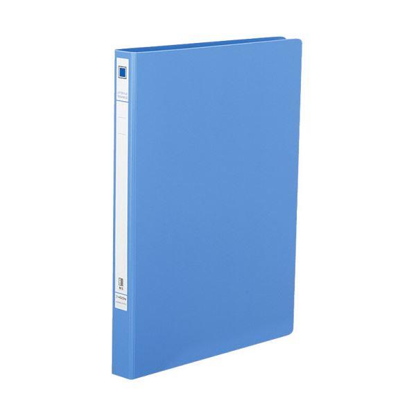 コクヨ レターファイル(タフネス)A4タテ 180枚収容 背幅29mm 青 フ-H520NB 1セット(20冊)