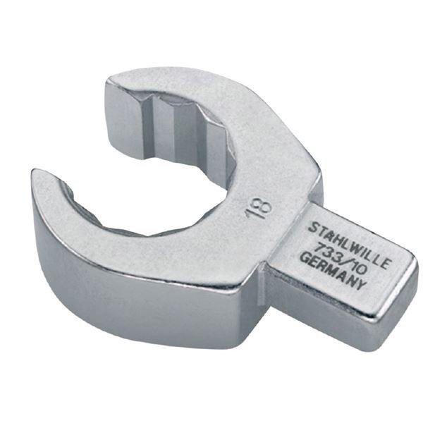 STAHLWILLE(スタビレー) 733A/10-3/8 トルクレンチ差替ヘッド (58631024)