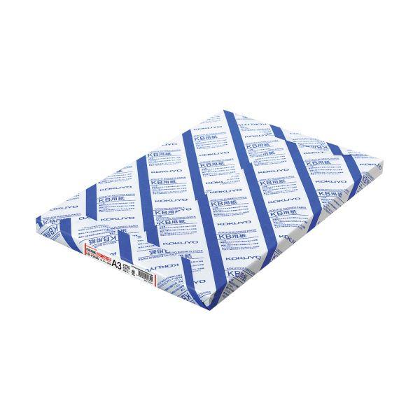 コクヨ KB用紙(カラーコピー用)A3KB-F258N 1箱(2500枚:250枚×5冊)