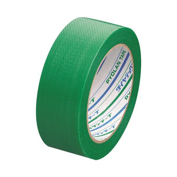 (まとめ) ダイヤテックス パイオラン養生テープ38mm*25m緑Y-09-GR-38【×30セット】