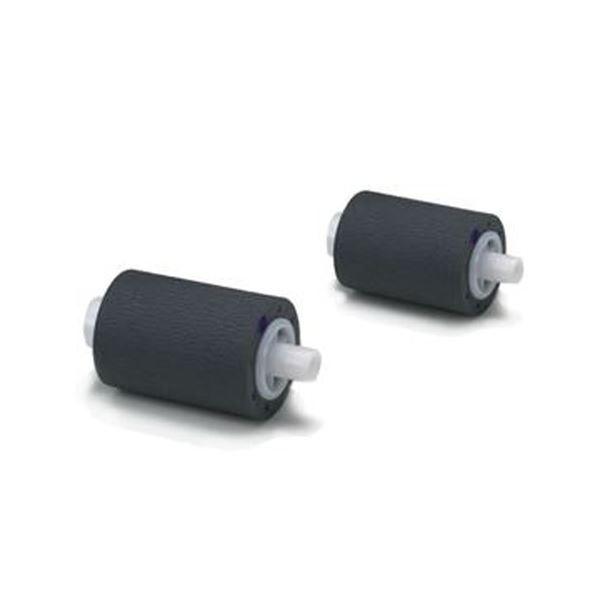 (まとめ)沖データ 給紙ローラセット(マルチパーパストレイ用)RS-C4C 1個【×10セット】
