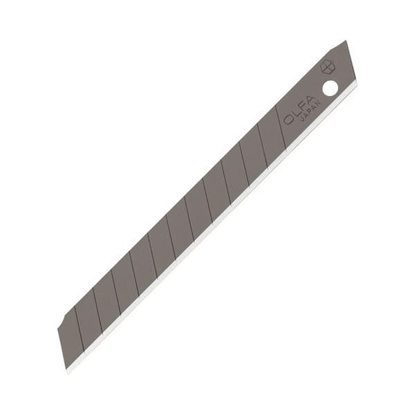 (まとめ)オルファ 特専黒刃 小 BB10KS 10枚【×100セット】
