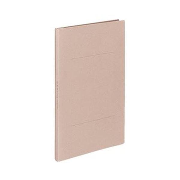 (まとめ)コクヨ ガバットファイル(ひもとじタイプ・紙製)A4タテ 1000枚収容 背幅13~113mm ピンク フ-M90P 1パック(3冊)【×10セット】