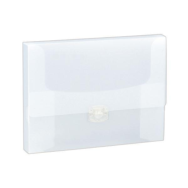 (まとめ) ビュートン スマートキャリアボックス A4 350枚収容 背幅40mm クリヤー SBX-A4-C 1個 【×30セット】
