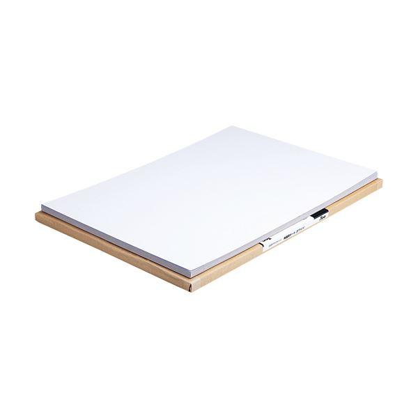 (まとめ)Too 両面ダンボール ホワイト A2IJPOP-46 1箱(10枚)【×3セット】