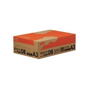 (まとめ)TANOSEE αエコペーパータイプDII A3 1箱(1500枚:500枚×3冊) 【×3セット】