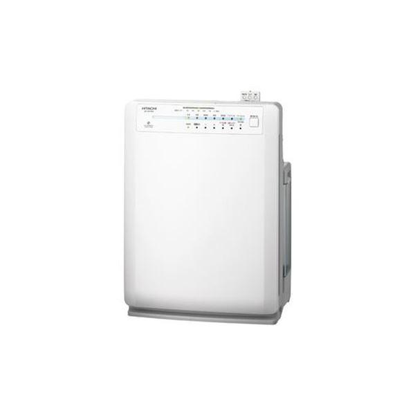 【スーパーSALE限定価格】日立 加湿空気清浄機 EP-EV70SW