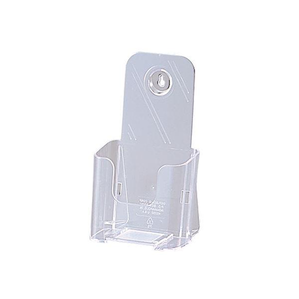 (まとめ) セキセイ カタログスタンド A4 3つ折1段 外寸W111×H197×D83mm CSD-2775 1個 【×30セット】