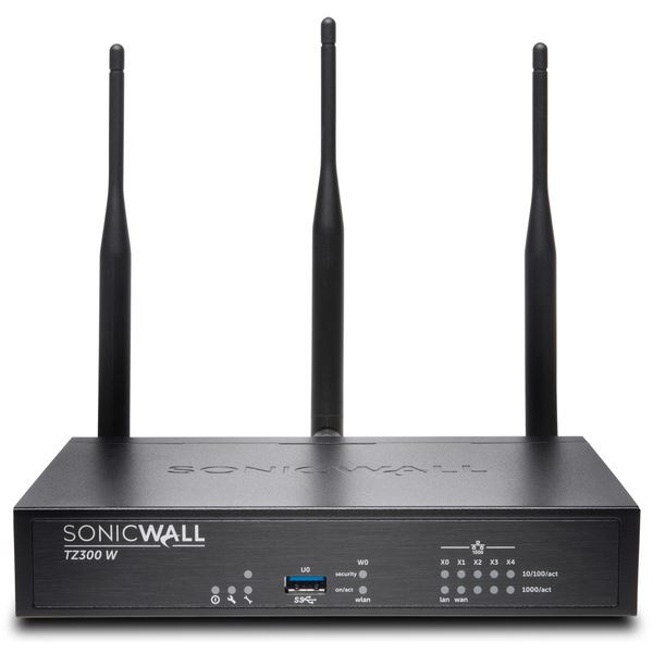 【スーパーSALE限定価格】SonicWALL Inc. SonicWall TZ300 WIRELESS-AC JPN TOTALSECURE1YR