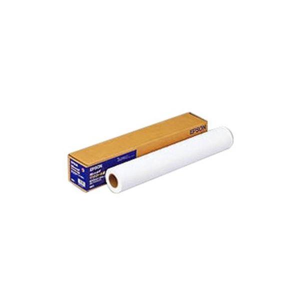 (まとめ)エプソン マットロール紙24インチロール 610mm×25m PMSP24R3 1本【×3セット】