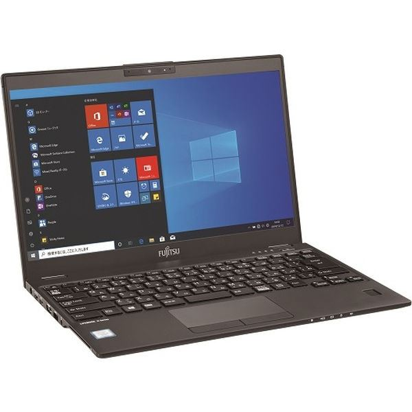 FUJITSU LIFEBOOK U939/CX (Core i5-8265U/8GB/SSD256GB/Win10Pro 64bit/Office Home & Business 2019/無線WAN/静脈認証) FMVU2604MP