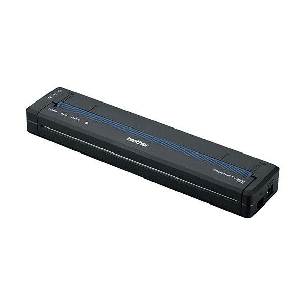 ブラザー PocketJetモバイルプリンタ A4 PJ-763 1台