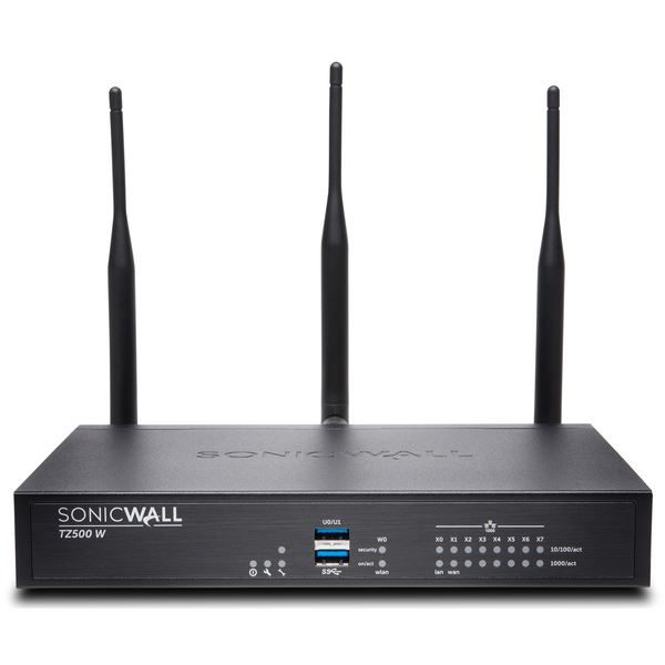 【スーパーSALE限定価格】SonicWALL Inc. SonicWall TZ500 WIRELESS-AC JPN WITH 8X5 SUPPORT1YR
