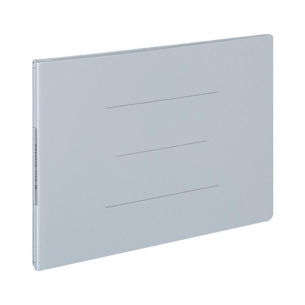 フ-S95B ガバットファイルS(ストロングタイプ・紙製) 背幅13~113mm 1000枚収容 1冊 青 【×30セット】 A4ヨコ コクヨ (まとめ)