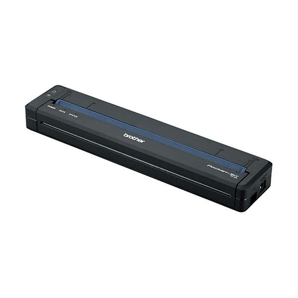ブラザー PocketJetモバイルプリンタ A4 PJ-723 1台