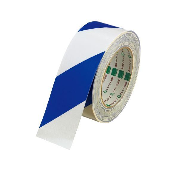 (まとめ)オカモト 布テープ トラ No.111 シロアオ 50mm×25m【×30セット】