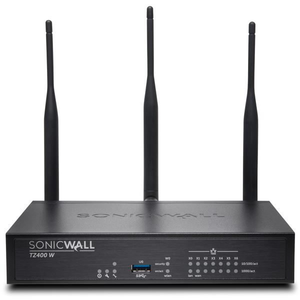 SonicWALL Inc. SonicWall TZ400 WIRELESS-AC JPN WITH 8X5 SUPPORT1YR