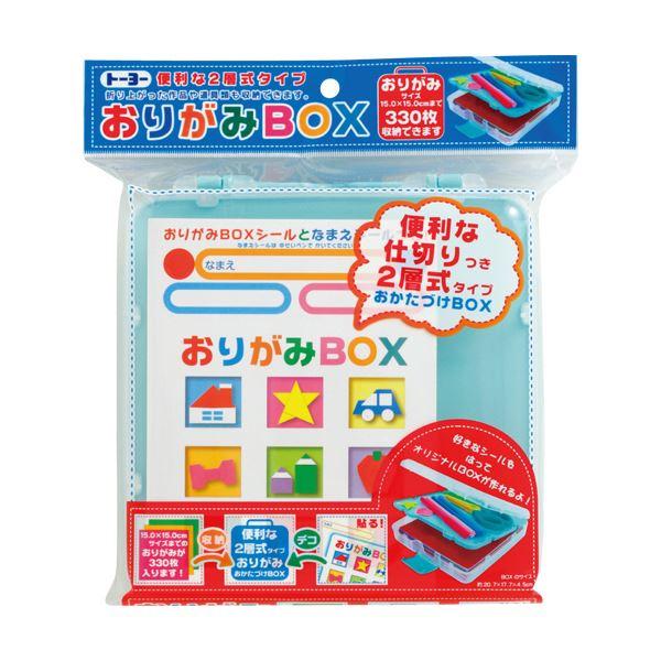(まとめ) トーヨー おりがみBOX 2002821個 【×30セット】