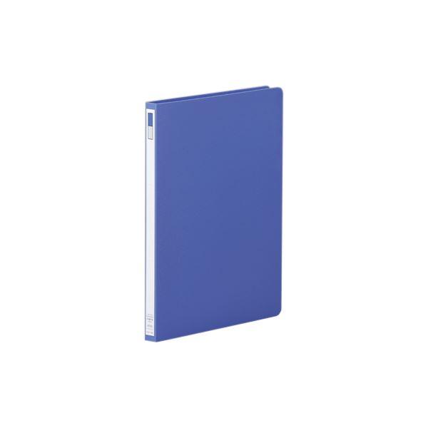 (まとめ)リヒトラブ スナッチファイル A4タテ140枚収容 背幅19mm 藍 F-527-9 1冊 【×20セット】