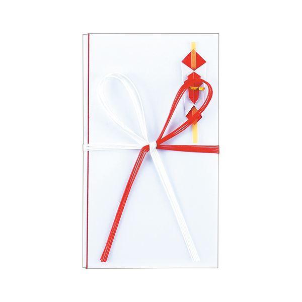 (まとめ) 紅白五本 花結金封 65-511 1パック(5枚) 【×30セット】