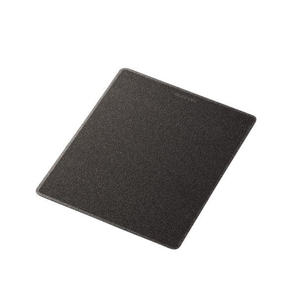 (まとめ) エレコム 光学式マウス推奨 3ステップアプローチ マウスパッド ブラックメタリック MP-108BK 1枚 【×10セット】