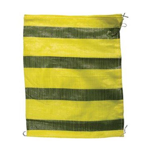 (まとめ)萩原工業 トラ土のう 48cm×62cmTD10 1パック(10枚)【×10セット】