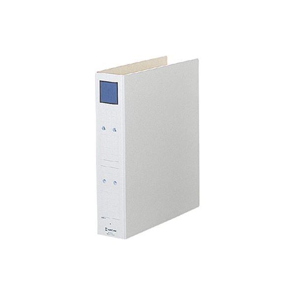 (まとめ) キングジム 保存ファイル A4タテ 500枚収容 背幅65mm ピクト青 4375 1冊 【×30セット】