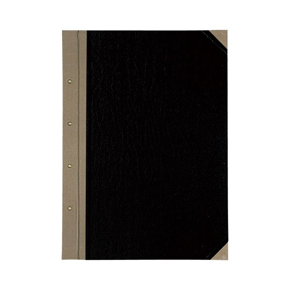 (まとめ) コクヨ 綴込表紙A B4タテ 4穴 ツ-3-SP 1パック(1組2枚) 【×30セット】