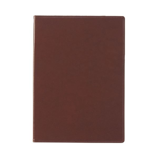 (まとめ)セキセイ ベルポスト クリップF BP-5724-40 ブラウン【×30セット】
