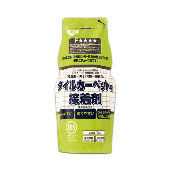 (まとめ) 東リ エコGAセメント 1kgパック EGAC4V-CA 1個 【×10セット】