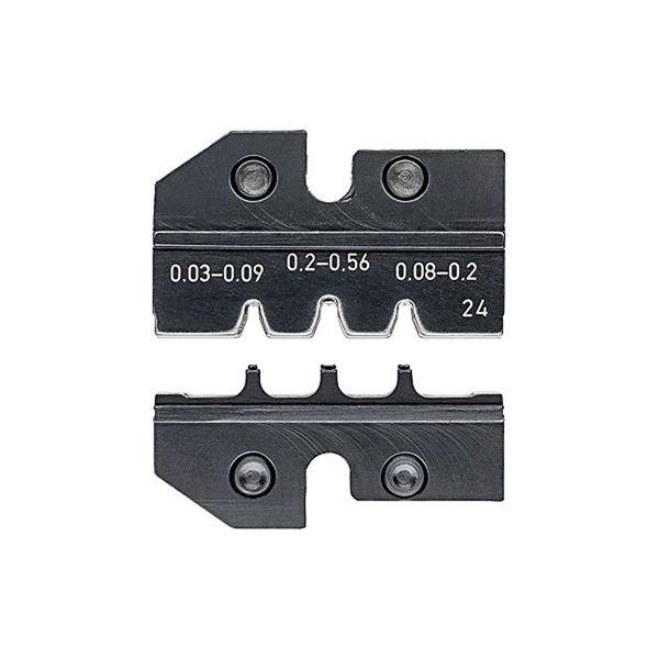 KNIPEX(クニペックス) 9749-24 圧着ダイス (9743-200用)