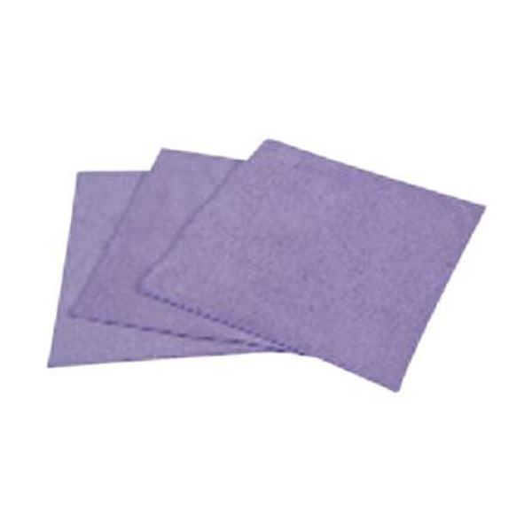 (まとめ)TRUSCOスーパーマイクロファイバーウエス 薄紫 TSMFU-LVI 1枚【×10セット】