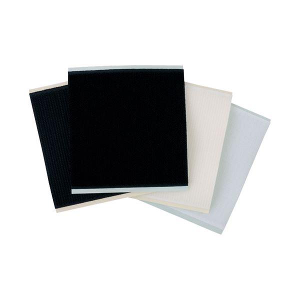 【ポイント10倍】(まとめ)クラレトレーディング 広巾マジックテープCP-26 黒【×50セット】