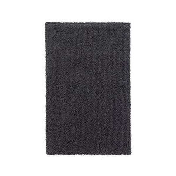 (まとめ)ボンスター カラー雑巾 ブラックF-908 1パック(10枚)【×10セット】