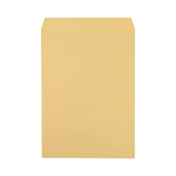 (まとめ) ピース 大型クラフト封筒 角A3 100g/m2 7561 1パック(50枚) 【×5セット】
