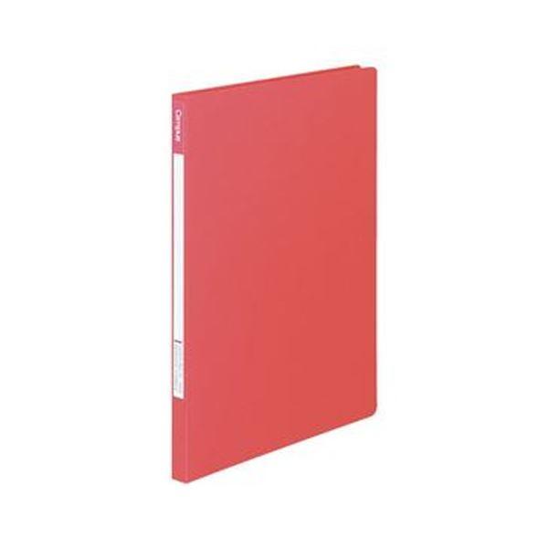 赤 背幅18mm (まとめ)コクヨ キャンパスレバーファイル12(Z式)A4タテ 1セット(10冊)【×3セット】 フ-C320-9 120枚収容