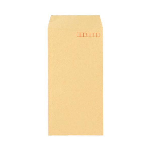 (まとめ) 寿堂 FSCクラフト封筒 長3 70g/m2 〒枠あり 業務用パック 581 1箱(1000枚) 【×5セット】
