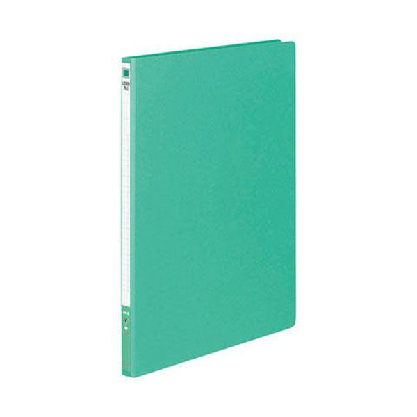 (まとめ) コクヨ レバーファイル(MZ) A4タテ 100枚収容 背幅20mm 緑 フ-300NG 1冊 【×30セット】