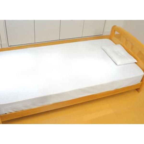ソフト防水シーツ(全面ボックスタイプ) ホワイト