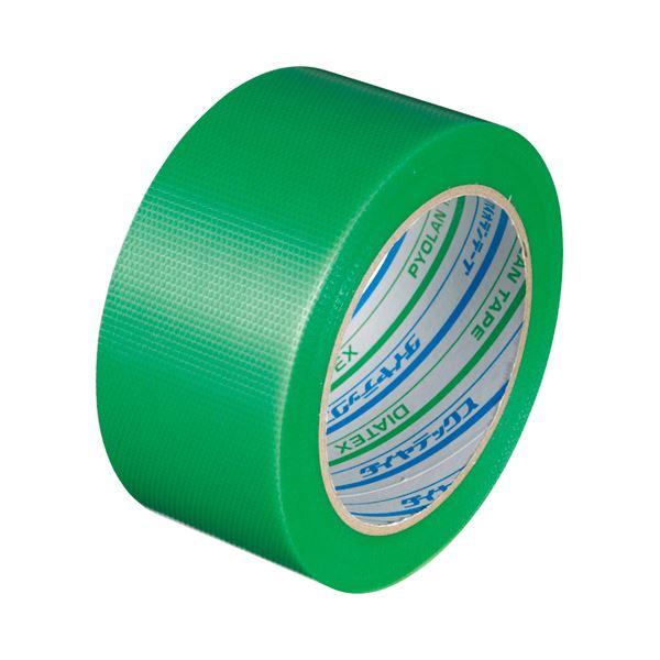 (まとめ) ダイヤテックス パイオランクロス粘着テープ 塗装養生用 50mm×25m 緑 Y-09-GRx50 1巻 【×20セット】