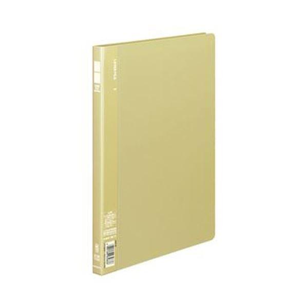 (まとめ)コクヨ レバーファイル(MZ)A4タテ100枚収容 背幅19mm 黄 フ-F320Y 1セット(10冊)【×3セット】