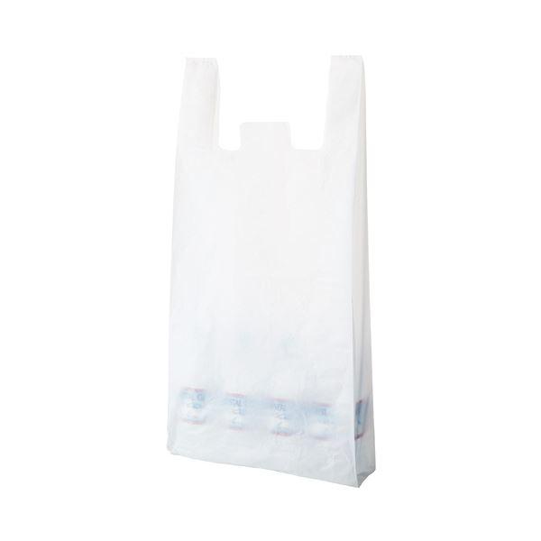 【スーパーSALE限定価格】(まとめ)乳白レジ袋 No80 100枚入×10【×3セット】