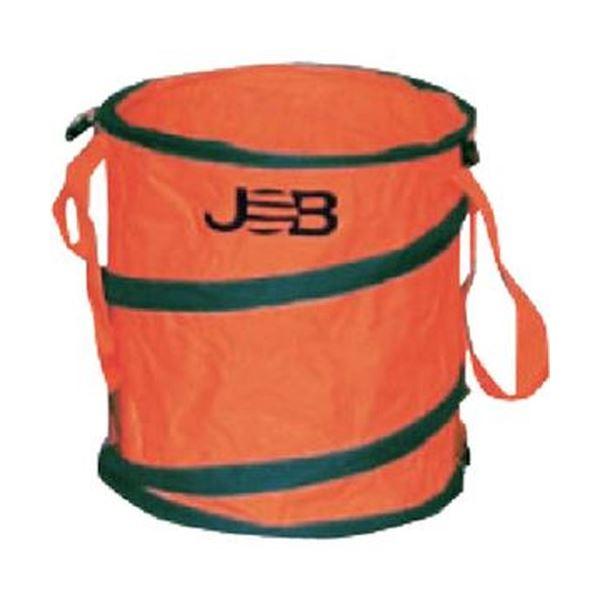 (まとめ)マーベル ジョブマスター現場用ゴミ箱(M)JGB-M 1個【×3セット】