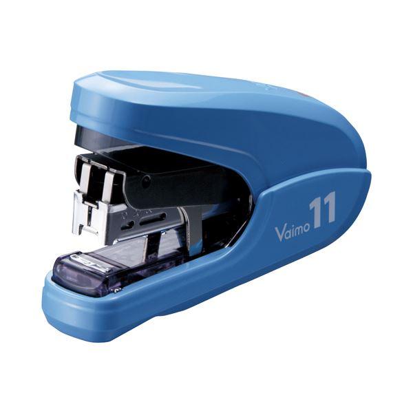 (まとめ) マックス バイモ11フラット 40枚とじブルー HD-11FLK/B 1個 【×10セット】