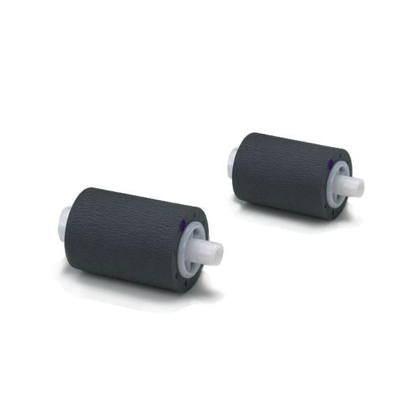 (まとめ)沖データ 給紙ローラセット(マルチパーパストレイ用)RS-C4C 1個【×5セット】
