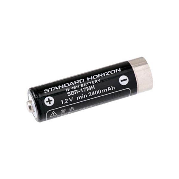 (まとめ) スタンダード ニッケル水素充電池SBR-17MH 1個 【×10セット】